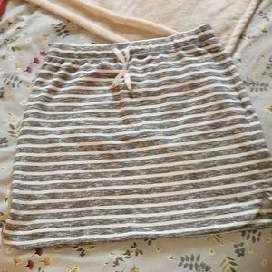 Kenji midi skirt size medium navy style